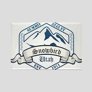Snowbird Ski Resort Utah Magnets