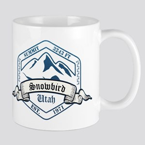 Snowbird Ski Resort Utah Mugs
