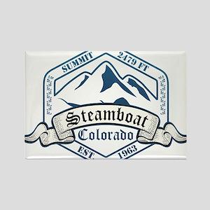 Steamboat Ski Resort Colorado Magnets
