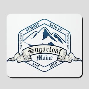Sugarloaf Ski Resort Maine Mousepad