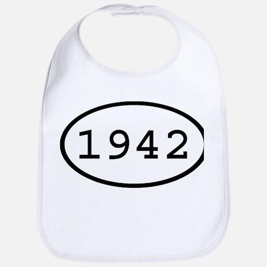 1942 Oval Bib