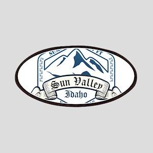 Sun Valley Ski Resort Idaho Patches