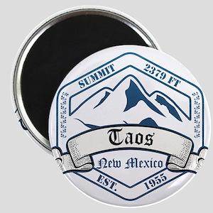 Taos Ski Resort New Mexico Magnets