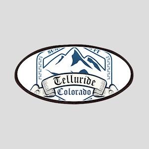 Telluride Ski Resort Colorado Patches