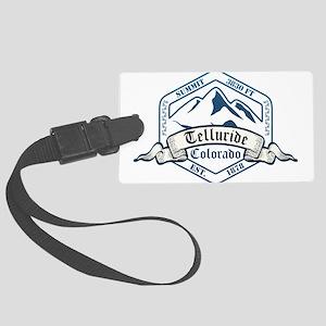 Telluride Ski Resort Colorado Luggage Tag