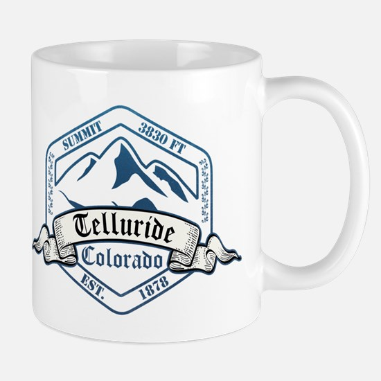 Telluride Ski Resort Colorado Mugs