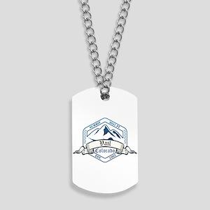 Vail Ski Resort Colorado Dog Tags