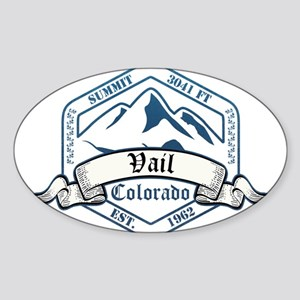 Vail Ski Resort Colorado Sticker