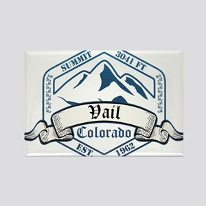 Vail Ski Resort Colorado Magnets