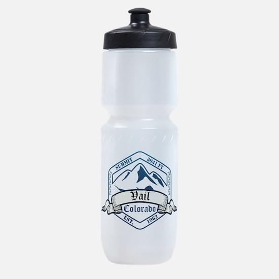 Vail Ski Resort Colorado Sports Bottle
