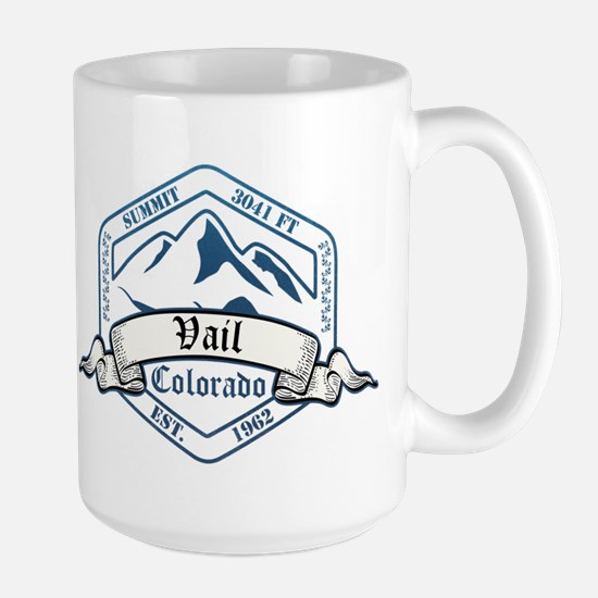 Vail Ski Resort Colorado Mugs