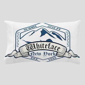 Whiteface Ski Resort New York Pillow Case