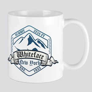 Whiteface Ski Resort New York Mugs