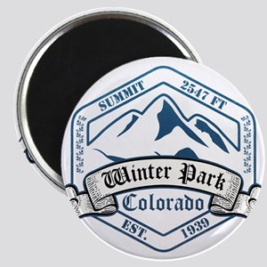 Winter Park Ski Resort Colorado Magnets