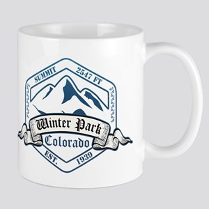 Winter Park Ski Resort Colorado Mugs