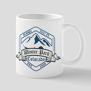 Winter Park Ski Resort Colorado Mugs