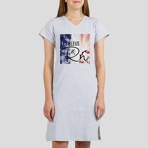 RightOn Les Bleus Women's Nightshirt