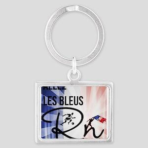 RightOn Les Bleus Keychains