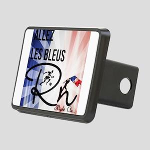RightOn Les Bleus Hitch Cover