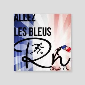 RightOn Les Bleus Sticker