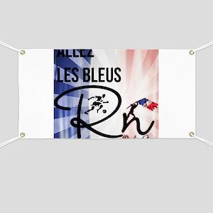 RightOn Les Bleus Banner