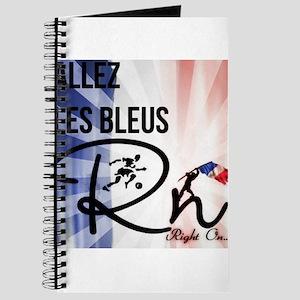 RightOn Les Bleus Journal