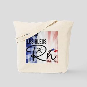 RightOn Les Bleus Tote Bag