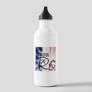 RightOn Les Bleus Water Bottle