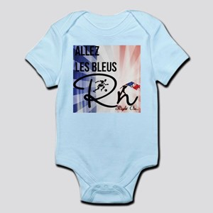 RightOn Les Bleus Body Suit