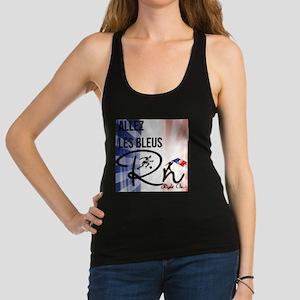RightOn Les Bleus Racerback Tank Top