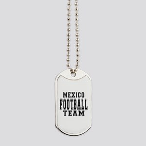 Mexico Football Team Dog Tags