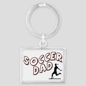 Soccer Dad (daughter) Keychains