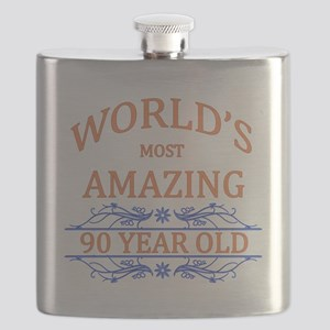 World's Most Amazing 90 Year Old Flask