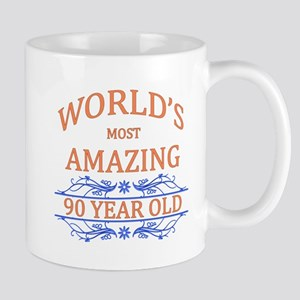 World's Most Amazing 90 Year Old Mug