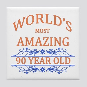 World's Most Amazing 90 Year Old Tile Coaster