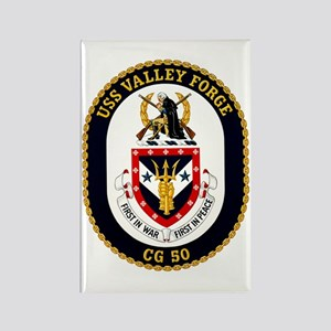 Uss Valley Forge Cg-50 Magnets