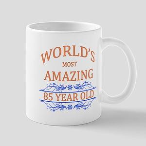 World's Most Amazing 85 Year Old Mug