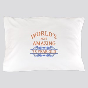 World's Most Amazing 75 Year Old Pillow Case