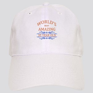 World's Most Amazing 35 Year Old Cap