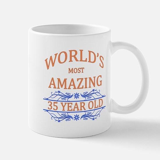 World's Most Amazing 35 Year Old Mug