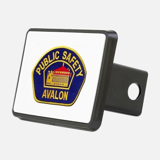 Avalon Public Safety Hitch Cover