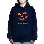 Jack-o-Lantern Women's Hooded Sweatshirt