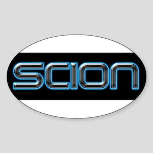2-Scion Bumpersticker Sticker