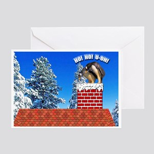 Chimney Pens Greeting Cards