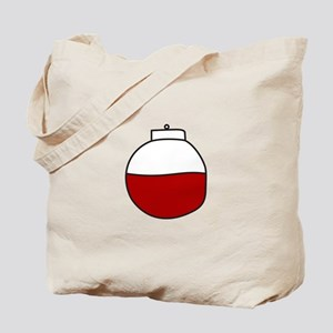 Fishing Bobber Tote Bag