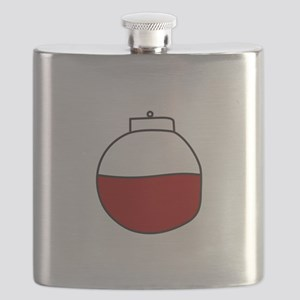 Fishing Bobber Flask