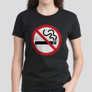No Smoking Icon T-Shirt