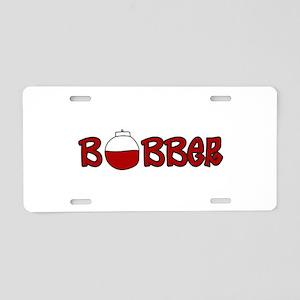 Bobber Aluminum License Plate