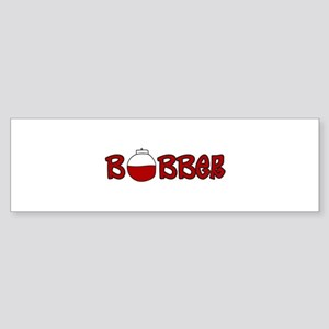 Bobber Bumper Sticker