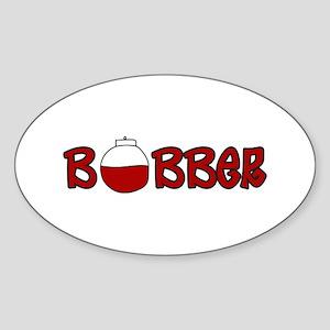 Bobber Sticker